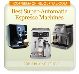 best super-automatic espresso machine