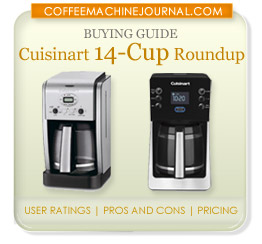 cuisinart 14-cup coffee makers