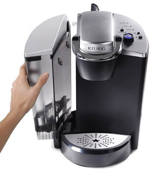 keurig k145 single serve brewer