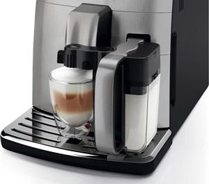 saeco intelia cappuccino attachment